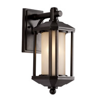 Trans Globe Downtown Trolley 1 Light Outdoor Wall Lantern in Rubbed Oil Bronze 40250-ROB
