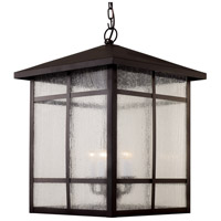 Capistrano 5 Light 18 inch Rubbed Oil Bronze Outdoor Hanging Lantern