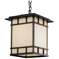 Antonio 1 Light 11 inch Rubbed Oil Bronze Outdoor Hanging Lantern