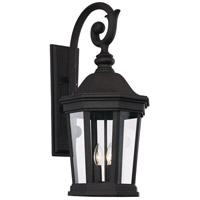 Westfield 3 Light 26 inch Black Outdoor Wall Lantern