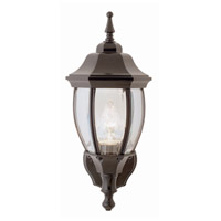 Trans Globe Lighting 4470-RT Signature 1 Light 14 inch Rust Outdoor Wall Lantern