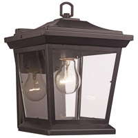 Trans Globe Lighting 50770-BK Turlock 1 Light 15 inch Black Outdoor Wall Lantern