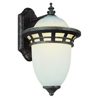 Trans Globe Lighting Coastal 1 Light Outdoor Wall Lantern in Antique Pewter 5111-AP