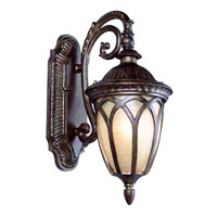 Trans Globe Lighting Estate 2 Light Outdoor Wall Lantern in Bronze 5710-BR