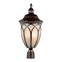 Trans Globe Lighting Estate 3 Light Outdoor Wall Lantern in Bronze 5712-BR