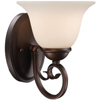 Laredo II 1 Light 7 inch Antique Bronze Wall Sconce Wall Light