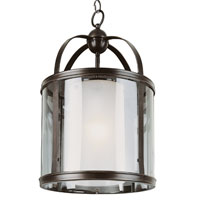 Trans Globe Lighting Young And Hip 1 Light Pendant in Rubbed Oil Bronze 6944-ROB
