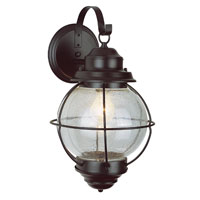 Trans Globe Lighting Coastal 1 Light Outdoor Wall Lantern in Rustic Bronze 69901-RBZ