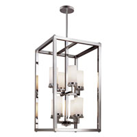 Trans Globe Pop Indie 8 Light Foyer Pendant in Polished Chrome 70348-PC