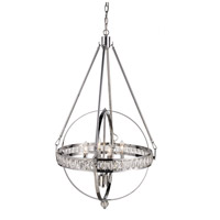 Elan 4 Light 25 inch Polished Chrome Pendant Ceiling Light