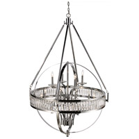 Elan 12 Light 42 inch Polished Chrome Pendant Ceiling Light