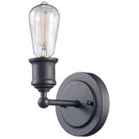 Trans Globe Lighting 70844 ROB Underwood Indoor Rubbed Oil Bronze Industrial Vanity Bar 17.25 17.25