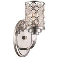 Infusion 1 Light 5 inch Polished Chrome Wall Sconce Wall Light