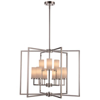Transformation 9 Light 27 inch Polished Chrome Pendant Ceiling Light