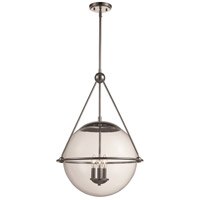 Trans Globe Lighting Glass Riviera Pendants