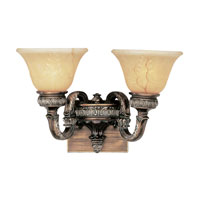 Trans Globe Lighting In The Mediterranean 2 Light Wall Sconce in Imperial Copper 8521-IC photo thumbnail