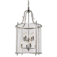 Trans Globe Lighting Signature 8 Light Pendant in Polished Chrome 8703-PC