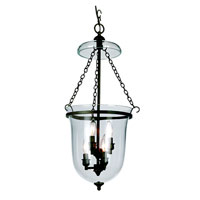 Hurricane 6 Light 14 inch Rubbed Oil Bronze Pendant Ceiling Light