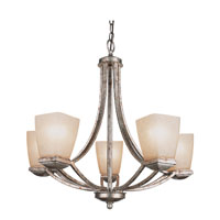 Trans Globe Lighting Modern Meets Traditional 5 Light Chandelier 9675 photo thumbnail