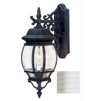 Trans Globe Lighting 4054-WH Francisco 3 Light 25 inch White Outdoor Wall Lantern