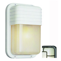 Trans Globe Lighting 41105-BK Signature Black Outdoor Bulkhead