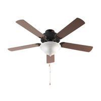 Trans Globe Lighting Harbour 3 Light Ceiling Fan in Rubbed Oil Bronze F-1000-ROB