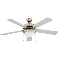 Westwood 52 inch Brushed Nickel Ceiling Fan