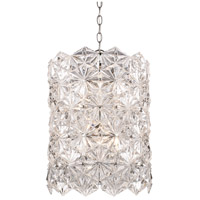 Tangier 6 Light 14 inch Polished Chrome Pendant Ceiling Light