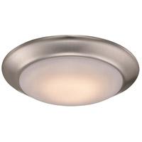 Trans Globe Lighting LED-30015-BN Vanowen LED 6 inch Brushed Nickel LED Flushmount Ceiling Light