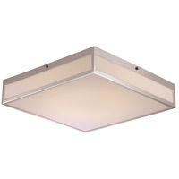 Trans Globe Lighting LED-30067-PC Montgomery LED 16 inch Polished Chrome LED Flushmount Ceiling Light