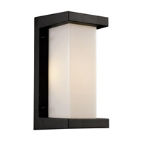Trans Globe Signature Wall Lantern in Black LED-40530-BK