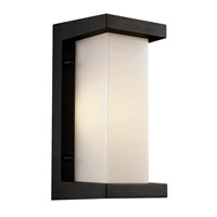 Signature 6 inch Black Wall Lantern Wall Light