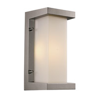 Signature 6 inch Silver Wall Lantern Wall Light