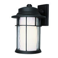 Trans Globe Lighting Energy Efficient Outdoor 6 Light Wall Lantern in Black LED-5291-BK