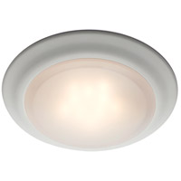 Trans Globe Lighting LED-6-15 Vanowen LED 8 inch White Flush Mount Ceiling Light photo thumbnail