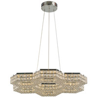 Venue LED 25 inch Polished Chrome Pendant Ceiling Light
