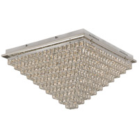 Venue LED 20 inch Polished Chrome Flush Mount Ceiling Light