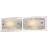 Medley LED 6 inch Polished Chrome ADA Wall Sconce Wall Light
