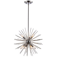 Collina 7 Light 20 inch Polished Chrome Pendant Ceiling Light