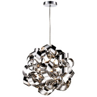 Medley 9 Light 16 inch Polished Chrome Pendant Ceiling Light