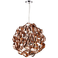 Medley 12 Light 24 inch Copper Pendant Ceiling Light