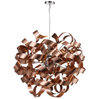 Medley 12 Light 32 inch Copper Pendant Ceiling Light