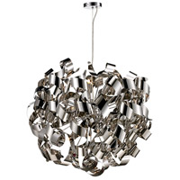 Medley 12 Light 32 inch Polished Chrome Pendant Ceiling Light