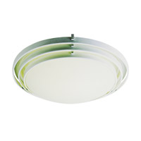 Signature 2 Light 13 inch White Flush Mount Ceiling Light