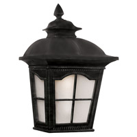 Trans Globe Chesapeake 1 Light Outdoor Pocket Lantern in Black PL-5429-1-BK
