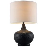 Trans Globe Lighting RTL-8938 Westslope 24 inch 60 watt Dark Bronze Table Lamp Portable Light photo thumbnail