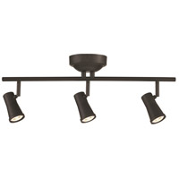 Robbins 1 Light 120V Rubbed Oil Bronze Track Light Ceiling Light