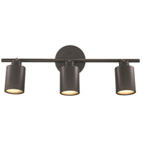 Holdrege 3 Light 120V Rubbed Oil Bronze Track Light Ceiling Light