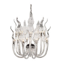 Trans Globe Lighting Versailles 16 Light Chandelier in Clear ARABELLA-16-CL photo thumbnail