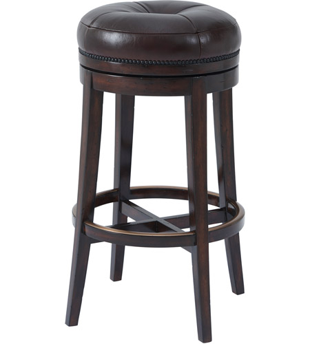 Theodore Alexander 4400 184dc The Barolo Swivelling 32 Inch Bar Stool